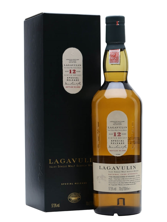 Lagavulin 12 Year Old / Bot.2006 / 6th Release Islay Whisky