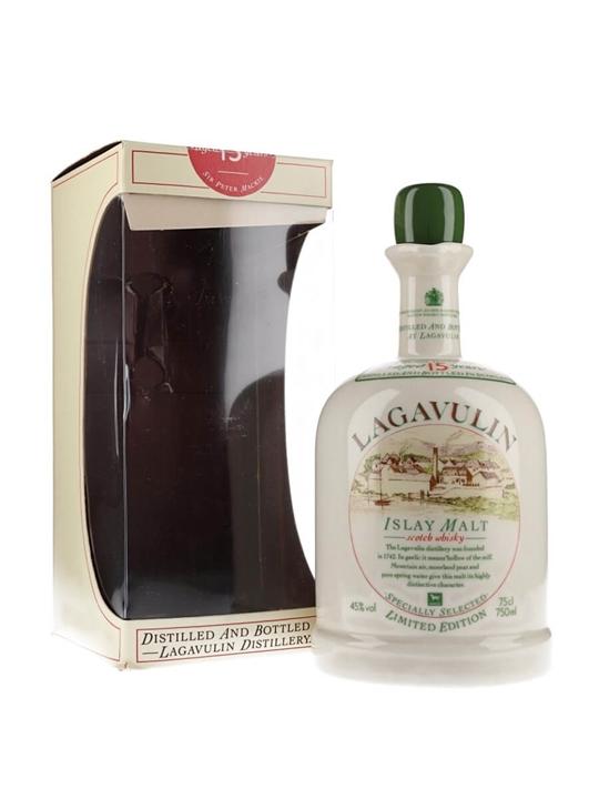 Lagavulin 15 Year Old / Bot.1980s Islay Single Malt Scotch Whisky