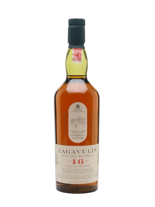 Lagavulin 16 Year Old / Bot.1980s Islay Single Malt Scotch Whisky