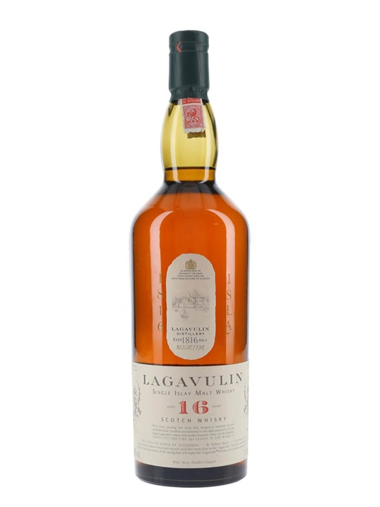 Lagavulin 16 Year Old / Bot.1980s Islay Single Malt Scotch Whisky