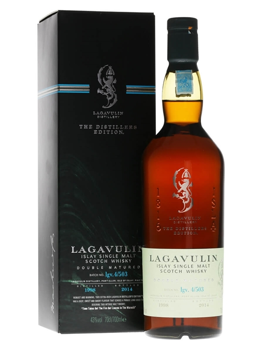 Lagavulin 1998 Distillers Edition Islay Single Malt Scotch Whisky