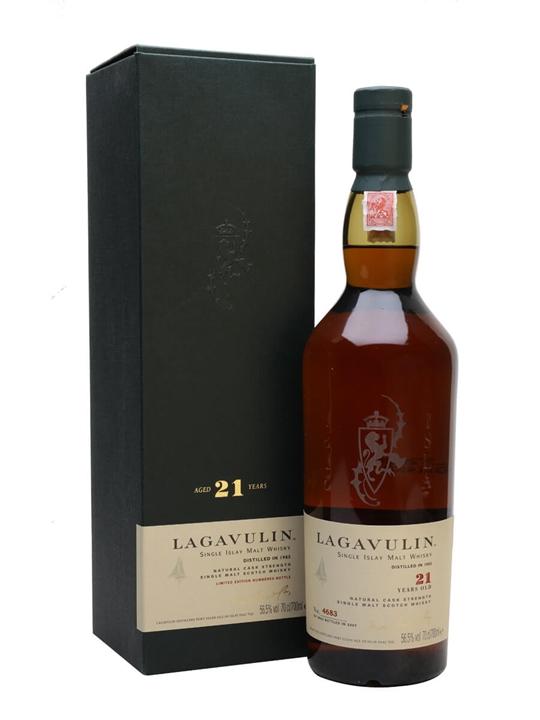 Lagavulin 1985 / 21 Year Old / Sherry Cask Islay Whisky
