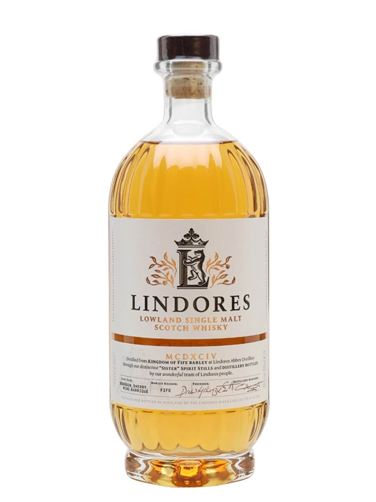 Lindores Abbey Mcdxciv Lowland Single Malt Scotch Whisky