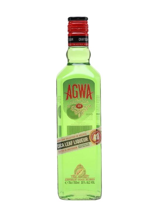 Agwa Coca Leaf Liqueur