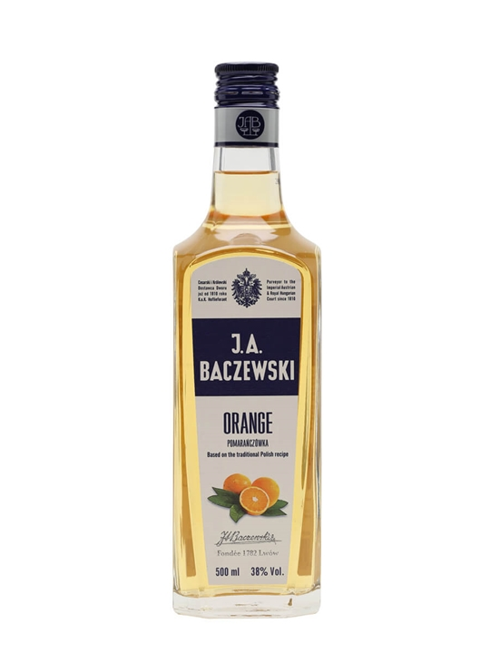 Baczewski Orange Vodka