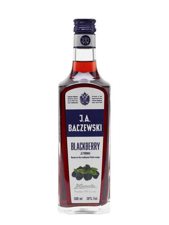 Baczewski Blackberry Vodka