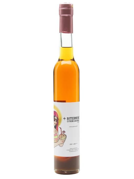 Bittermens Citron Sauvage Liqueur / Half Bottle