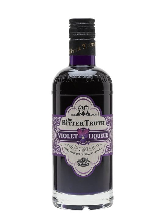 Bitter Truth Violet Liqueur (Creme de Violette)