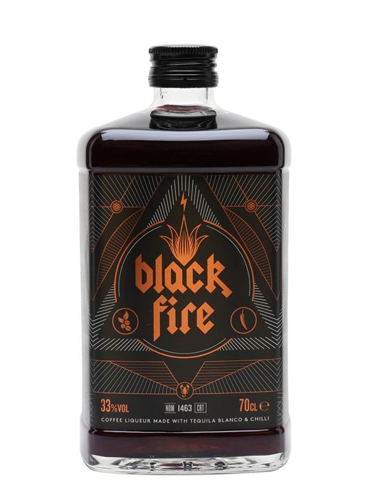 Black Fire Coffee Liqueur