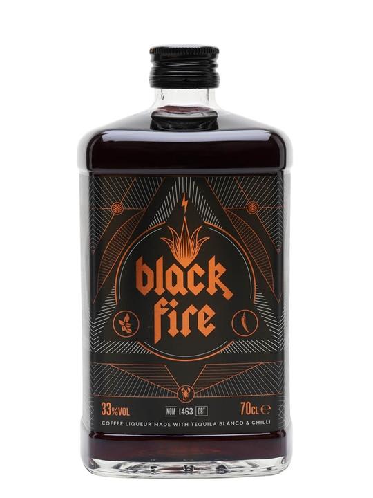 Black Fire Coffee Liqueur