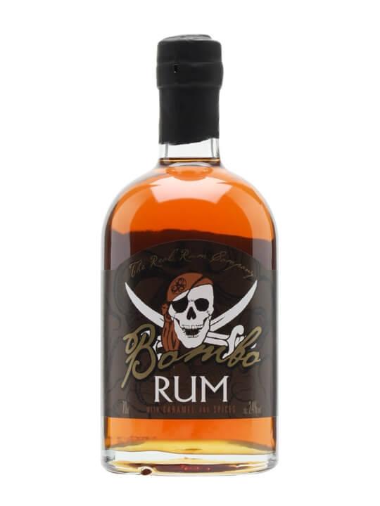 Bombo Rum Liqueur / Caramel & Spices
