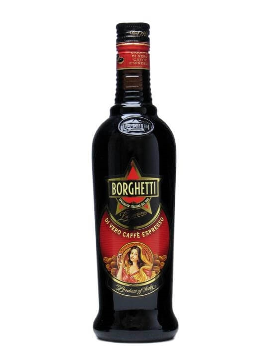 Borghetti Espresso Liqueur