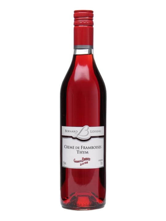 Bernard Loiseau Raspberry & Thyme Liqueur