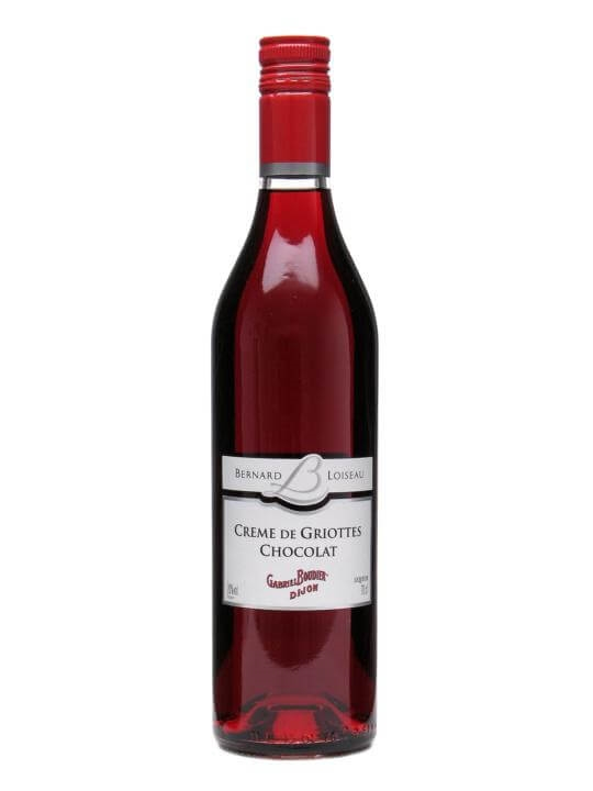 Bernard Loiseau Chocolate Cherry Liqueur