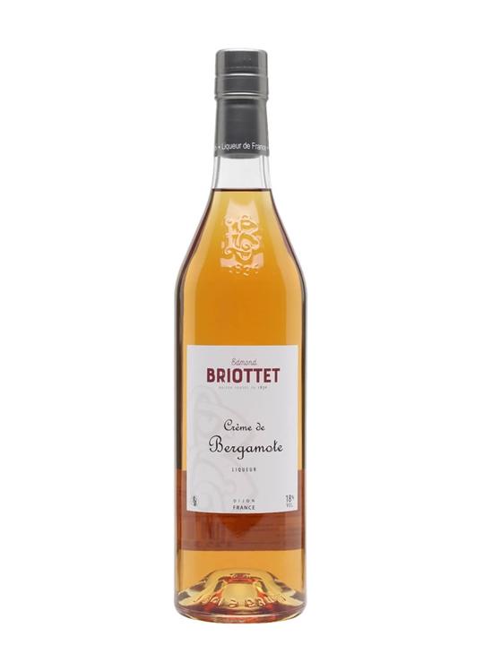 Briottet Creme de Bergamot Liqueur