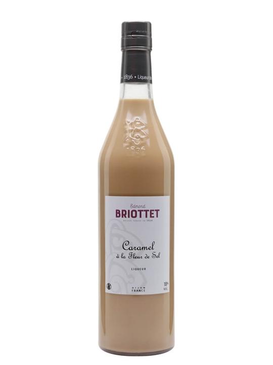 Briottet Caramel a la Fleur de Sel (Salted Caramel) Liqueur