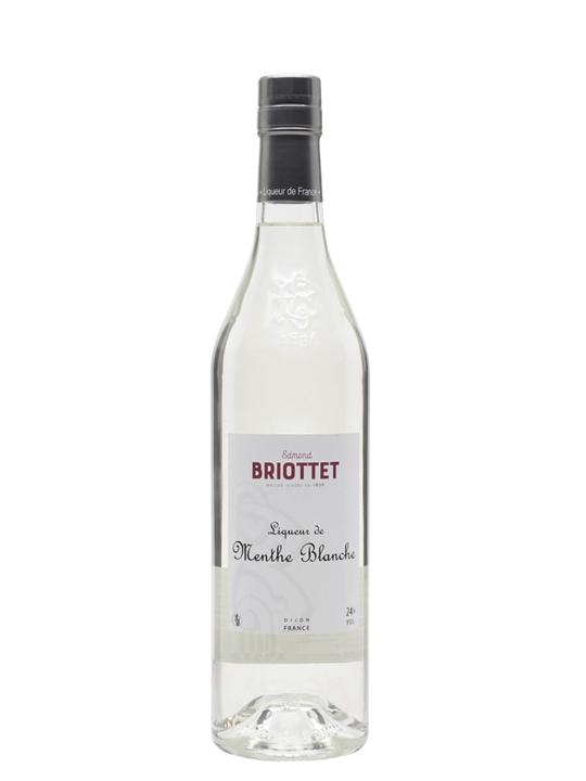 Briottet Creme de Menthe Blanc Liqueur