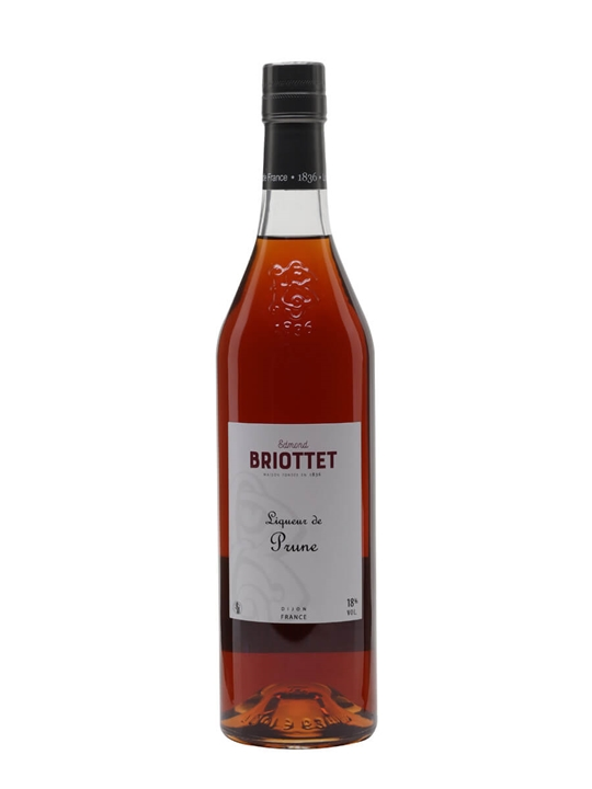Briottet Creme de Prune (Plum) Liqueur