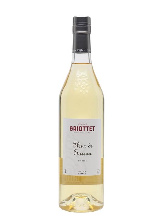 Briottet Fleur de Sureau (Elderflower) Liqueur
