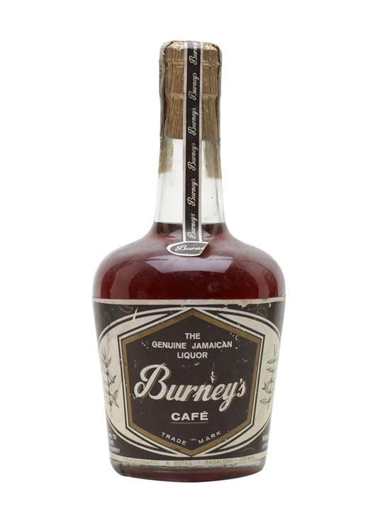 Burney's Jamaican Café Liqueur / Bot.1960s