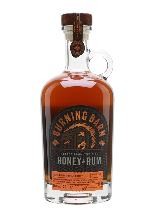 Burning Barn Honey & Rum Liqueur