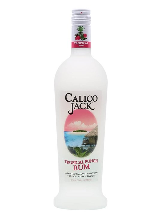 Calico Jack Tropical Punch Rum Liqueur