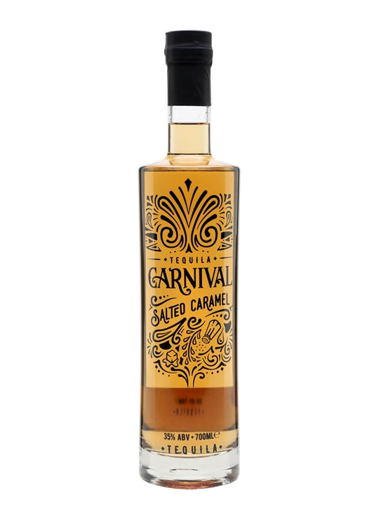 Carnival Salted Caramel Tequila Liqueur