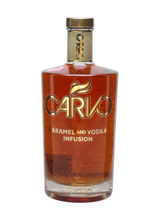 Carvo Caramel Vodka Liqueur