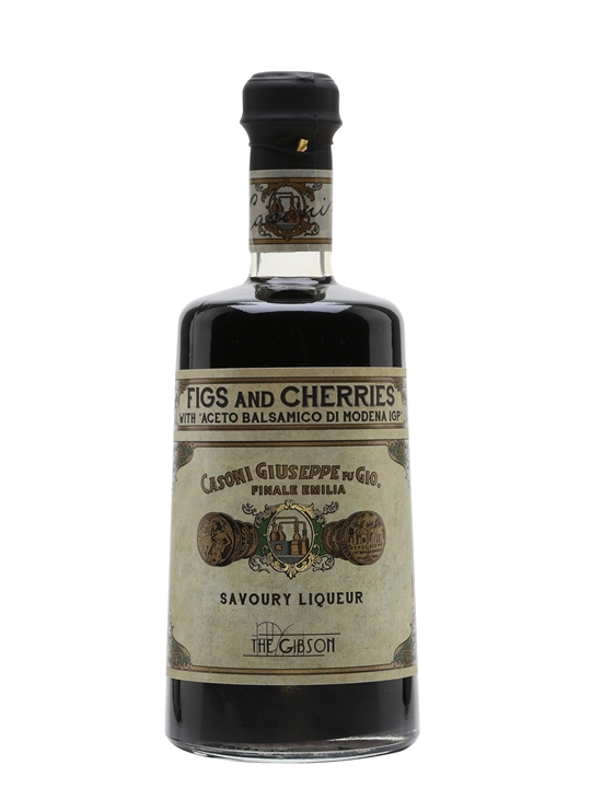 The Gibson Casoni Figs and Cherries Savoury liqueur