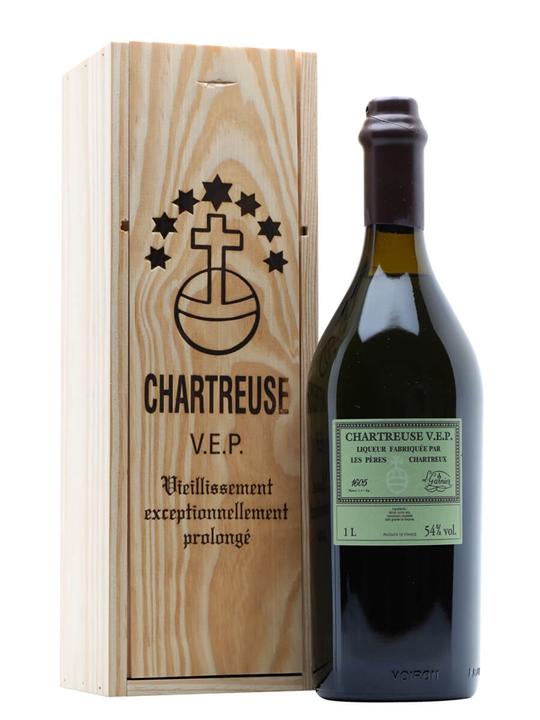 Chatreuse Green VEP Liqueur / Litre
