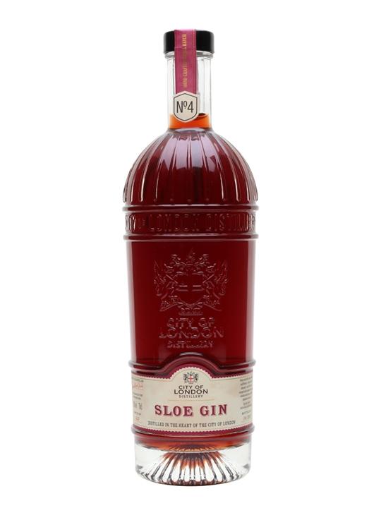 City of London Sloe Gin