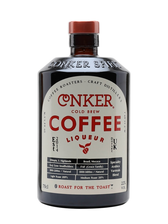 Conker Cold Brew Decaf Coffee Liqueur
