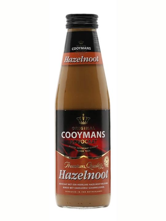 Cooymans Hazelnoot Advocaat