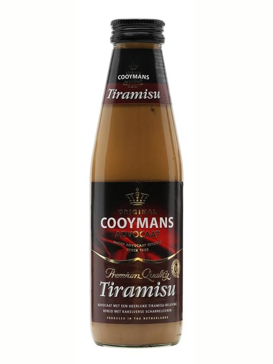 Cooymans Tiramisu Advocaat