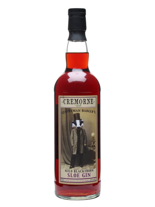 Cremorne Gentleman Badger's Wild Blackthorne Sloe Gin