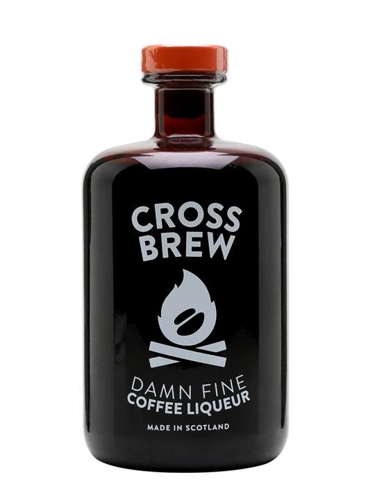 Cross Brew Coffee Liqueur