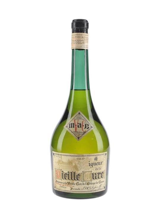 Vieille Cure Liqueur / Bot.1950s