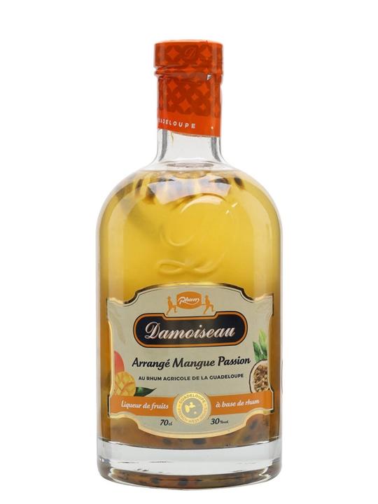 Damoiseau Les Arranges Mango Passion Rum Liqueur