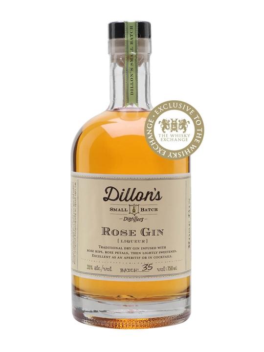 Dillon's Rose Gin Liqueur