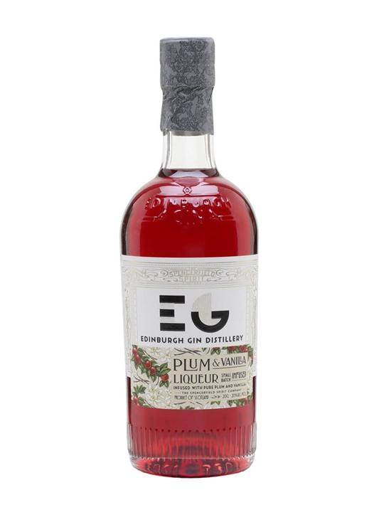 Edinburgh Plum And Vanilla Gin Liqueur / Small Bottle