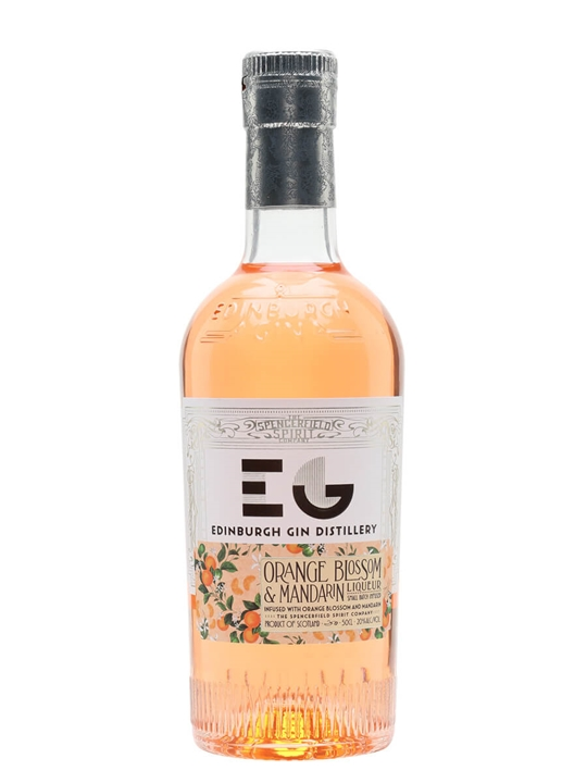 Edinburgh Orange Blossom And Mandarin Gin Liqueur