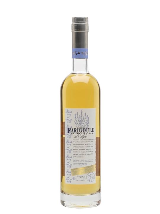 Farigoule de Forcalquier Thyme Liqueur