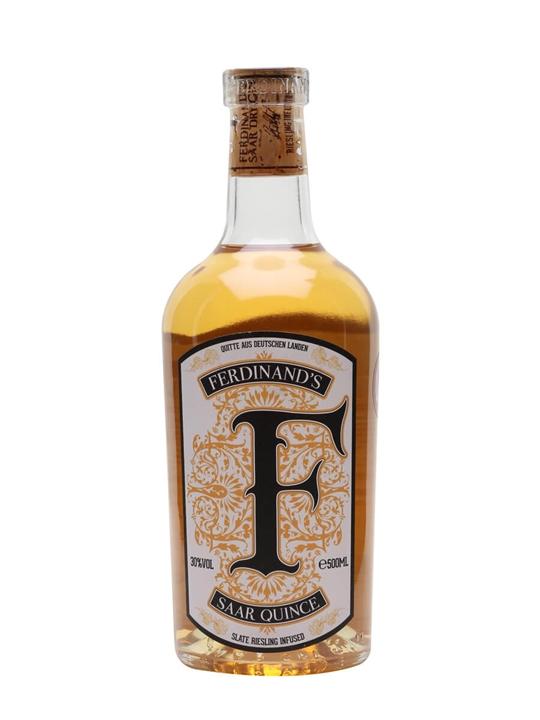 Ferdinand's Quince Gin Liqueur