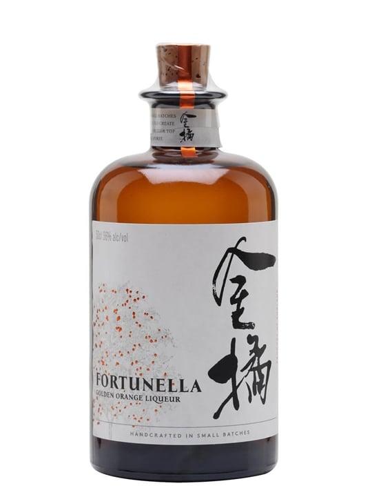 Fortunella Golden Orange (Kumquat) Liqueur