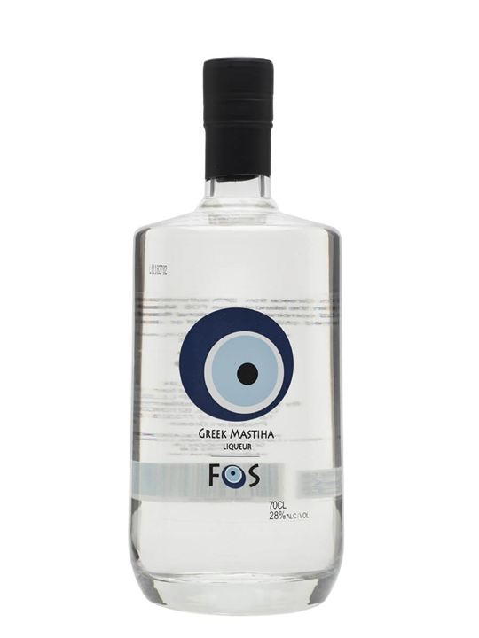 FOS Greek Mastiha liqueur