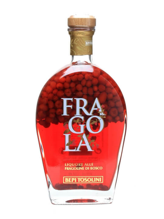 Tosolini Fragola Wild Strawberry Liqueur