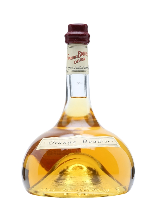 Orange Boudier Cognac Liqueur / Gabriel Boudier