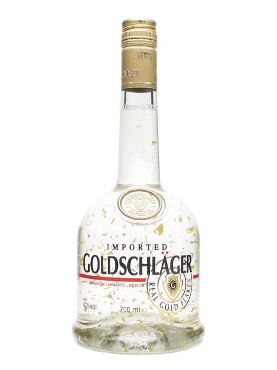 Goldschlager / Cinnamon Schnapps Liqueur