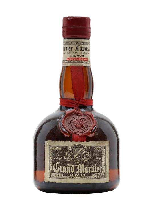 Grand Marnier Cordon Rouge / Bot.1990s / Half Bottle