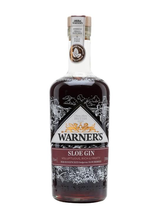 Warner Edwards / Harrington Sloe Gin